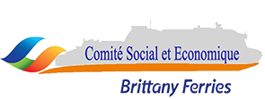 Logo CSE Brittany-Ferries